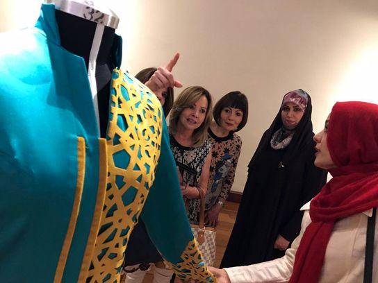 """ايران تشارك في فعاليات معرض """"الثقافات الصديقة"""" في المكسيك 16"""