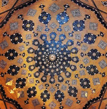 زیر سقف مساجد ایرانی17