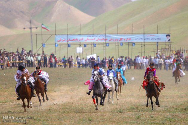 برپایی جشنواره فرهنگی ورزشی عشایر آذربایجان شرقی17