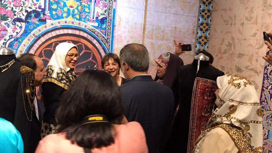 """ايران تشارك في فعاليات معرض """"الثقافات الصديقة"""" في المكسيك 17"""