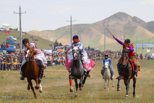 برپایی جشنواره فرهنگی ورزشی عشایر آذربایجان شرقی18