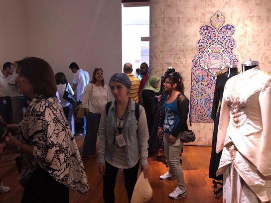 """ايران تشارك في فعاليات معرض """"الثقافات الصديقة"""" في المكسيك 19"""
