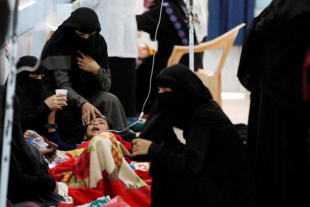 اتحاد عربستان و باکتری وبا علیه یمنیها!2