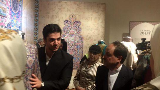 """ايران تشارك في فعاليات معرض """"الثقافات الصديقة"""" في المكسيك 2"""