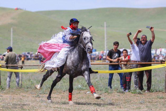 برپایی جشنواره فرهنگی ورزشی عشایر آذربایجان شرقی20