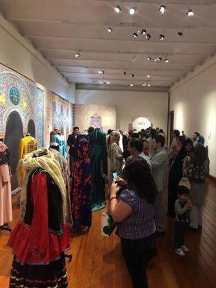 """ايران تشارك في فعاليات معرض """"الثقافات الصديقة"""" في المكسيك 22"""