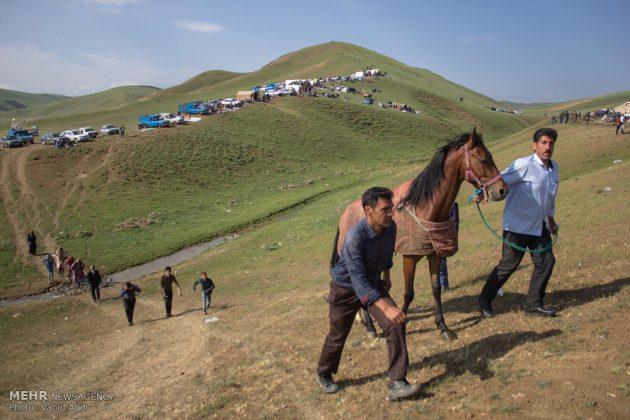 برپایی جشنواره فرهنگی ورزشی عشایر آذربایجان شرقی24