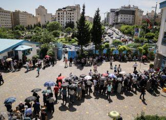 ايران.. عدد الناخبين تجاوز 40 مليونا ونسبة المشاركة فاقت 70 بالمائة