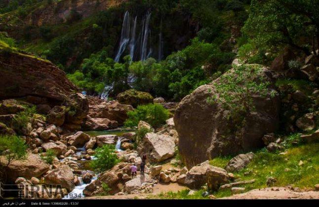شلال دزفول الايرانية 25