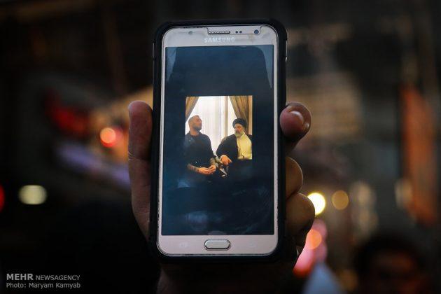 طهران .. الليلة الاخيرة للحملة الانتخابية الرئاسية25