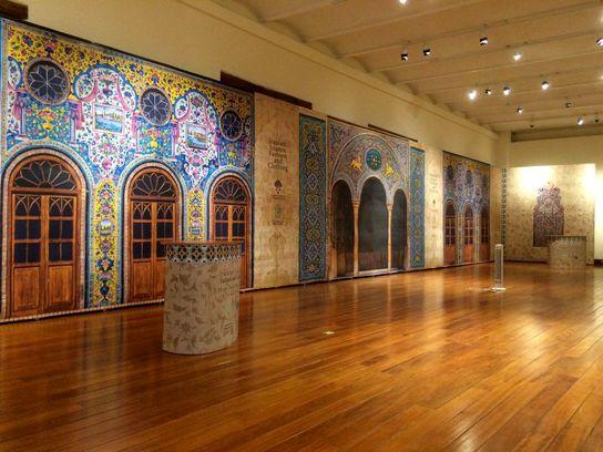 """ايران تشارك في فعاليات معرض """"الثقافات الصديقة"""" في المكسيك 26"""