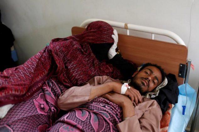 اتحاد عربستان و باکتری وبا علیه یمنیها!3