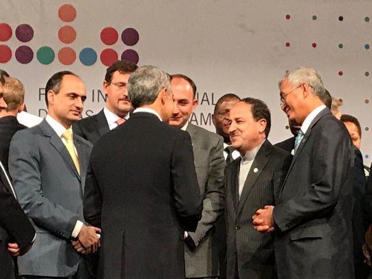 """ايران تشارك في فعاليات معرض """"الثقافات الصديقة"""" في المكسيك 36"""