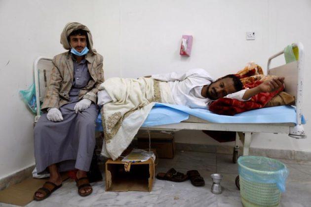 اتحاد عربستان و باکتری وبا علیه یمنیها!4
