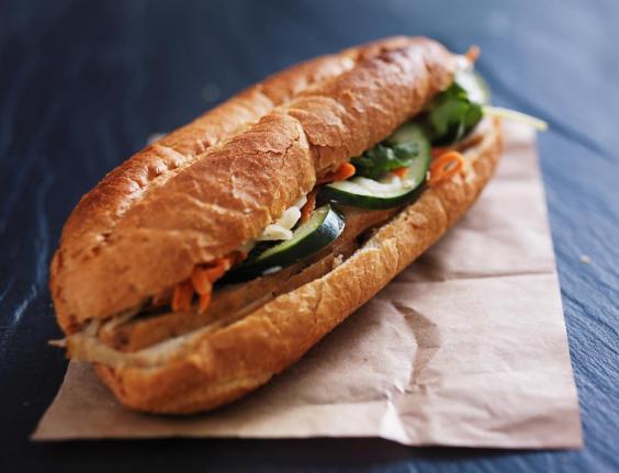 ویتنام - «بان می» (Bánh mì)