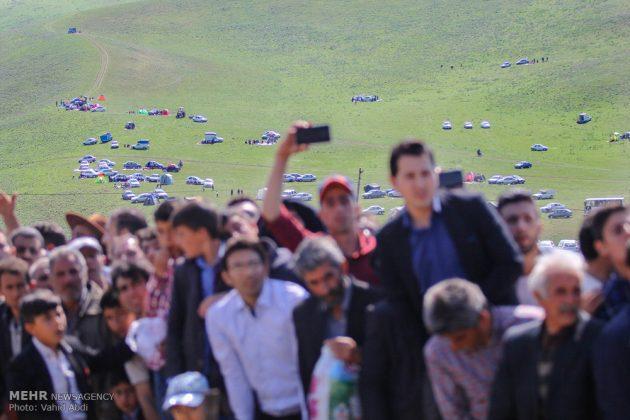 برپایی جشنواره فرهنگی ورزشی عشایر آذربایجان شرقی4