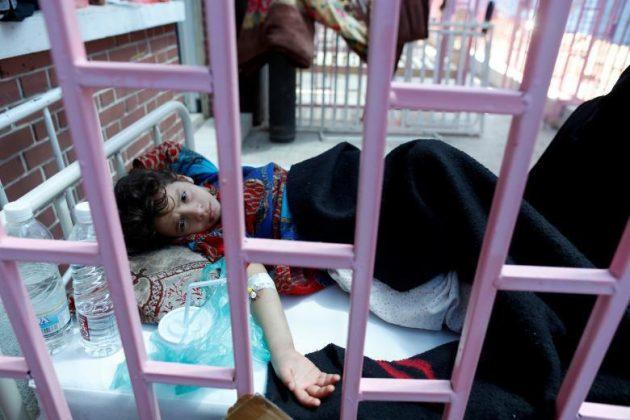 اتحاد عربستان و باکتری وبا علیه یمنیها!5