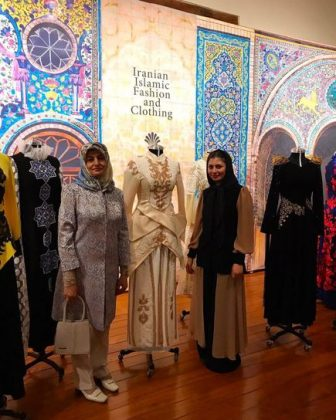 """ايران تشارك في فعاليات معرض """"الثقافات الصديقة"""" في المكسيك 5"""