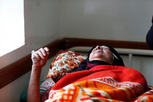 اتحاد عربستان و باکتری وبا علیه یمنیها!6
