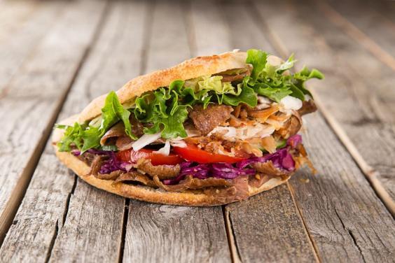 ترکیه - «دونر کباب» (Doner kebab)
