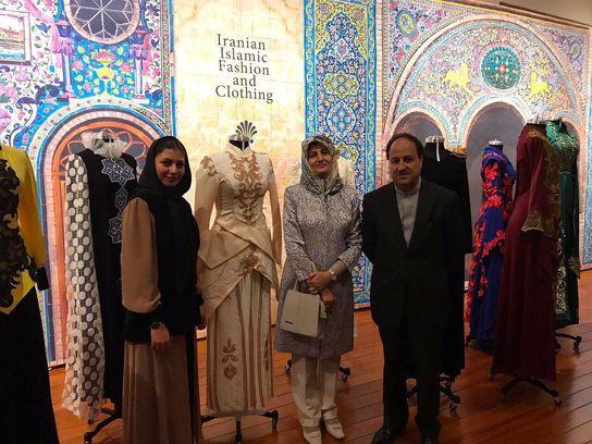"""ايران تشارك في فعاليات معرض """"الثقافات الصديقة"""" في المكسيك 6"""