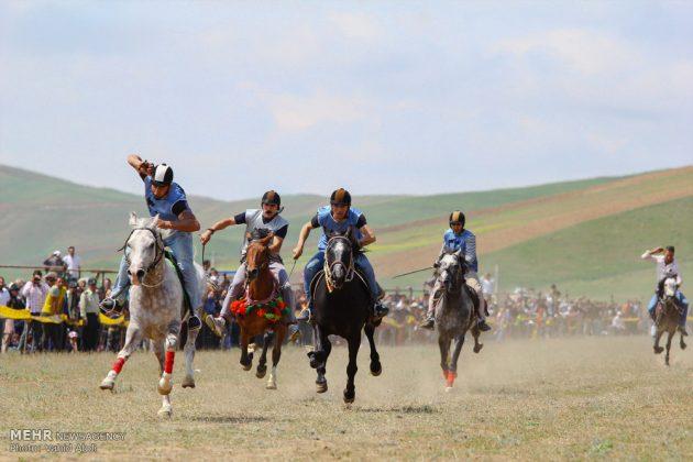 برپایی جشنواره فرهنگی ورزشی عشایر آذربایجان شرقی
