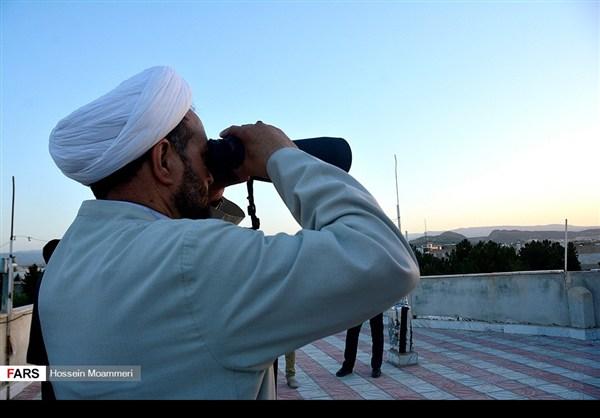 ايران .. تحري هلال شهر رمضان المبارك 7