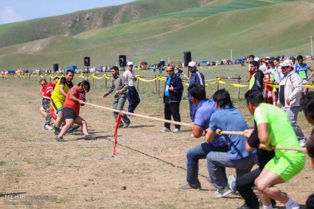 برپایی جشنواره فرهنگی ورزشی عشایر آذربایجان شرقی7