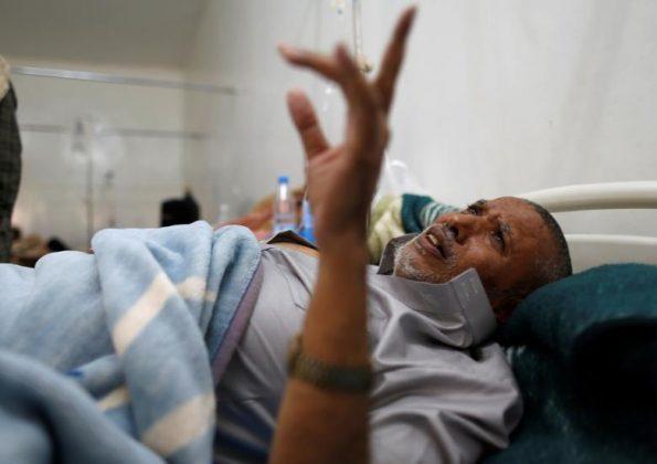 اتحاد عربستان و باکتری وبا علیه یمنیها!8