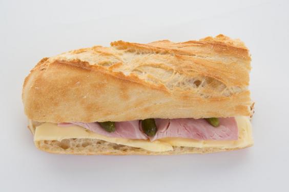فرانسه - «ساندویچ ژامبون» (Jambon beurre)