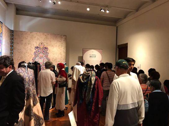 """ايران تشارك في فعاليات معرض """"الثقافات الصديقة"""" في المكسيك 8"""