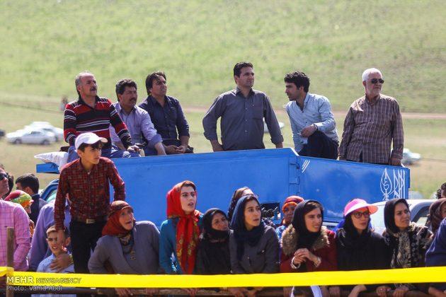 برپایی جشنواره فرهنگی ورزشی عشایر آذربایجان شرقی8