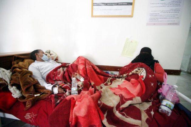 اتحاد عربستان و باکتری وبا علیه یمنیها!9