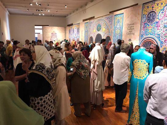 """ايران تشارك في فعاليات معرض """"الثقافات الصديقة"""" في المكسيك 9"""