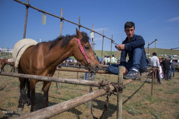 برپایی جشنواره فرهنگی ورزشی عشایر آذربایجان شرقی9