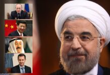 World Leaders Congratulate Rouhani on Winning Iran Election