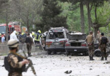 ISIS Attack on NATO Convoy in Kabul