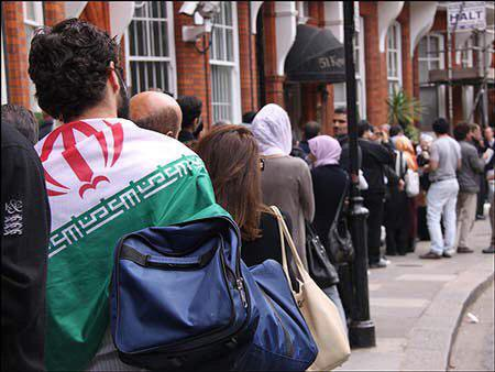 Iranian Expats in New Zealand Start Voting in Iran Elections