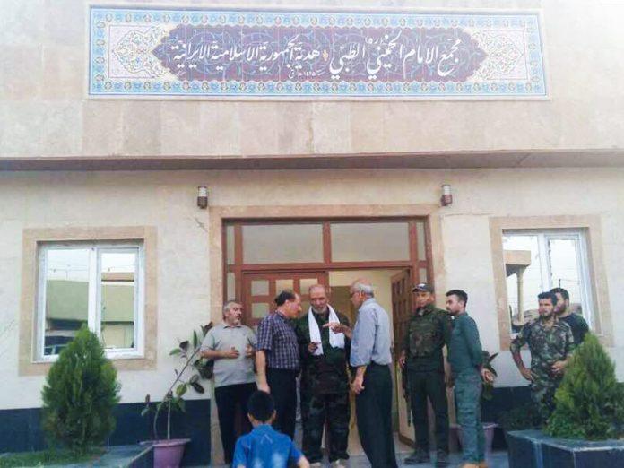 ايران تهدي كركوك العراقية مستشفي بكلفة مليون دولار