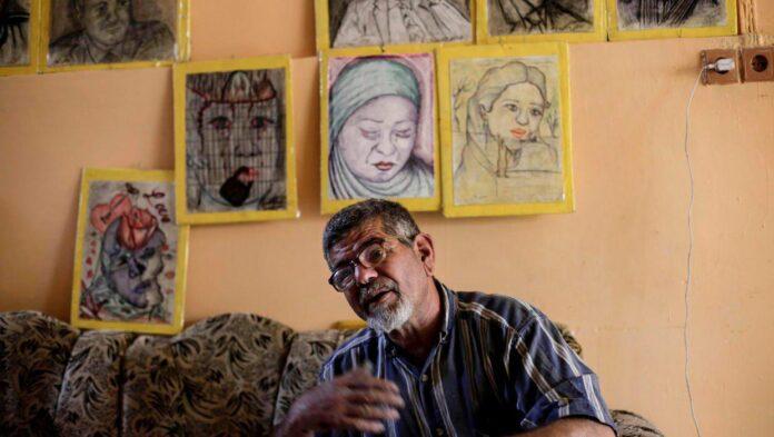 Walls in Iraq Are No More Dark