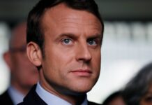 French President Hails Iran's Role in Fighting Terror in Mideast