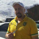 IFP English Editor - Nasser Namvar