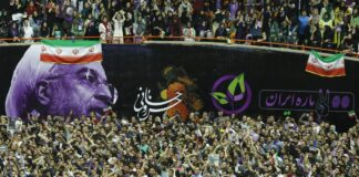 Rouhani Campaign in Azadi