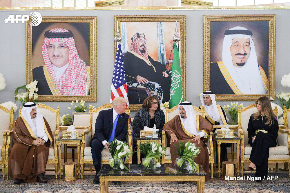 Trump's Riyadh Visit Eclipsed by High Turnout in Iran Election