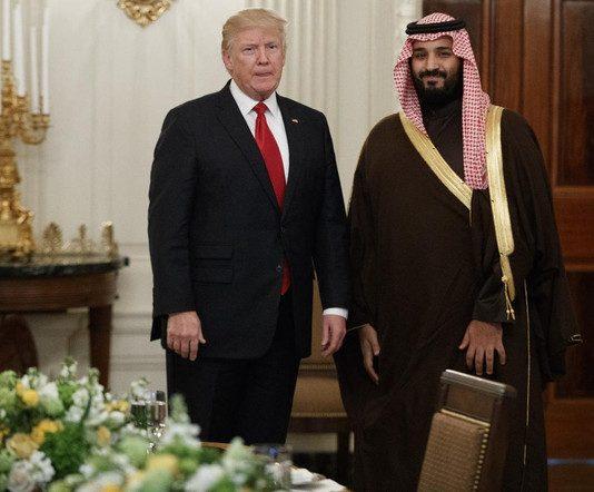السعوديون منبهرون بزيارة ترامب المرتقبة
