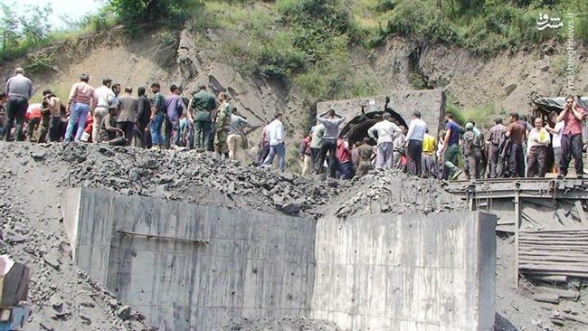 Two Feared Dead, Dozens Wounded in Mine Blast in NE Iran-8