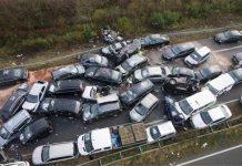 مقتل 43 شخصا في حوادث مرورية