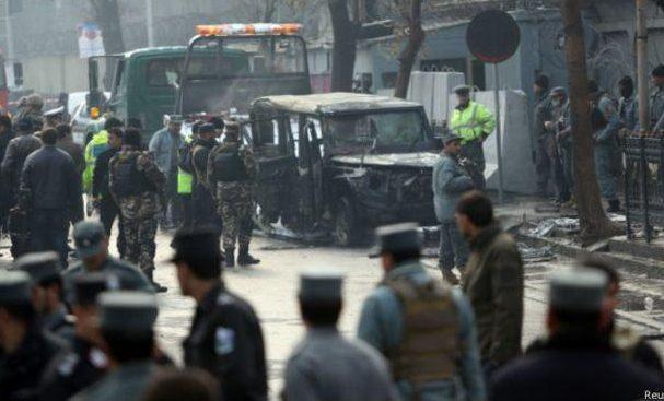 430 کشته و زخمی در انفجار کابل/ طالبان: کار ما نبود