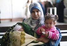 خودکشی زن افغان برای نجات کودکانش در آمریکا
