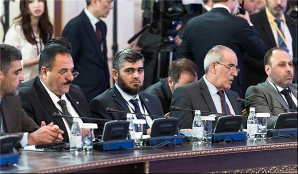 وفد المعارضة السورية يعلق مشاركته بمحادثات أستانا